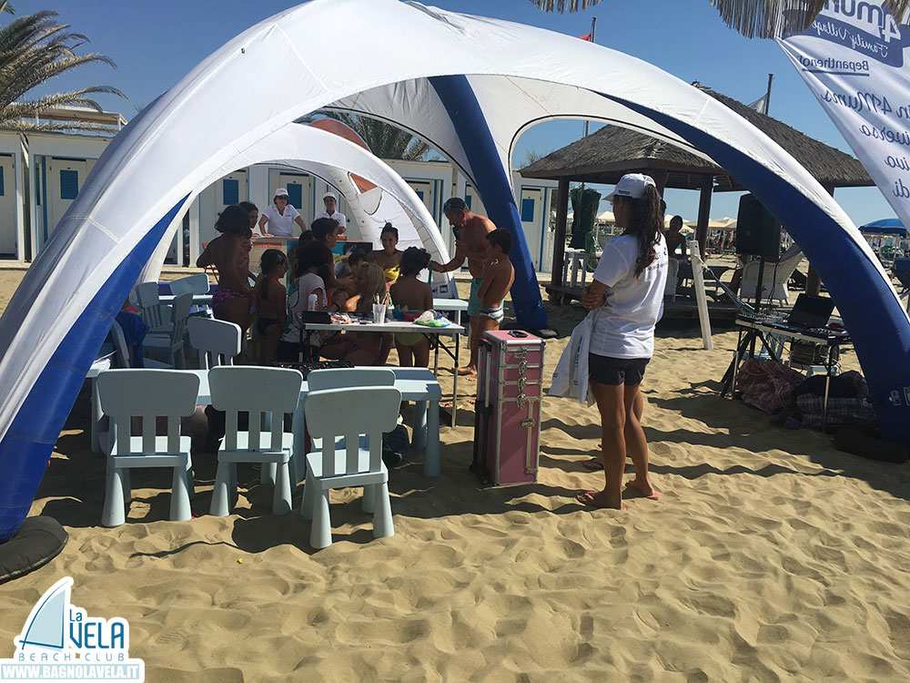 b2b riunioni meeting spiaggia versilia camaiore