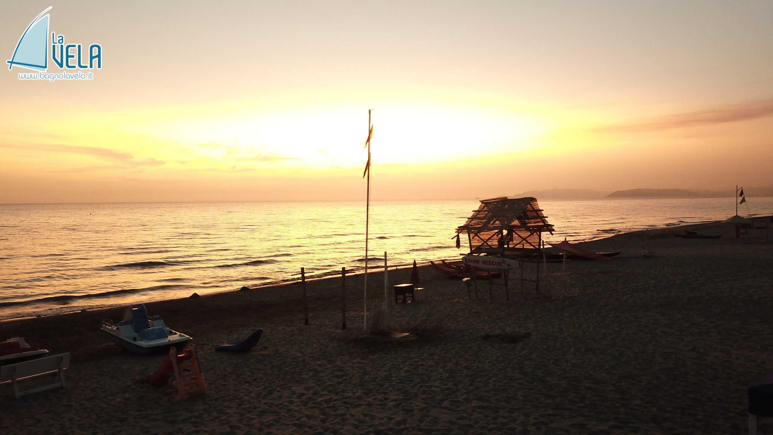 Ottimismo, ed inizio manutenzione per apertura spiaggia